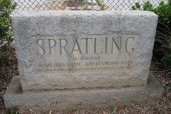 Spratling Cemetery
