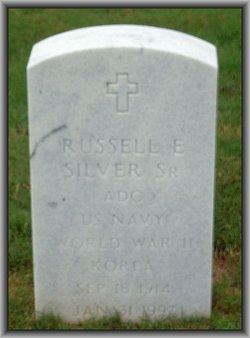 Russell E Silver, Sr