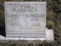 "Eleonor Lena ""Nora"" <I>Voelkel</I> Schneider"