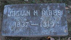 Pvt Josiah H. Gibbs