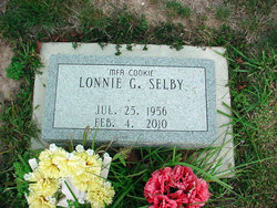 "Lonnie Gene ""Cookie"" Selby"