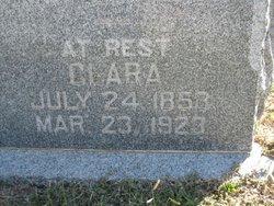 Clara <I>Galer</I> Bay