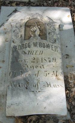 George W. Bower