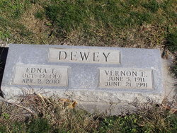 Vernon E. Dewey