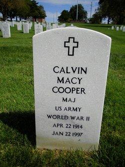 Calvin Macy Cooper