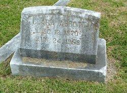 Clara Anna Abbott