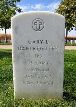 Gary L Dahlkoetter