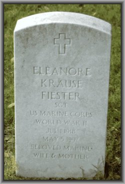 Eleanore Florence Fiester