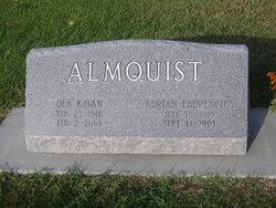 Ola Anna <I>Kavan</I> Almquist