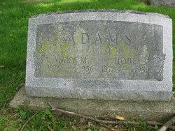 Hobe Adams