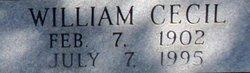 """William C """"Cec"""" Tate"""