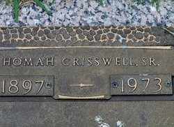 Homah Criswell Collie, Sr