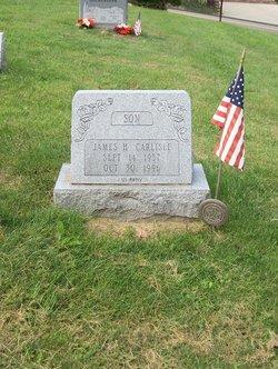 James H Carlisle