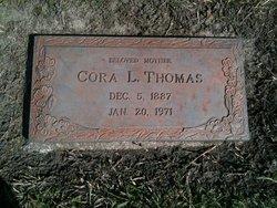 Cora Lou <I>Hollingsworth</I> Thomas