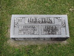 Theresa <I>Gerstler</I> Herstein