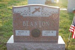 Osie Wheeler Blanton