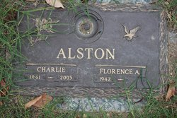 Charlie Alston