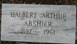"Halbert Arthur ""Hobby"" Abshier"