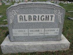 Gertrude N Albright