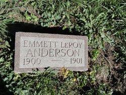 Emmet LeRoy Anderson