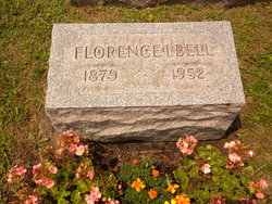 Florence Isabelle <I>Dickson</I> Bell