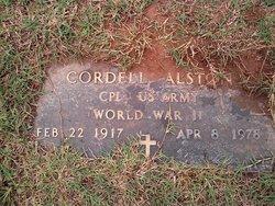Cordell Alston