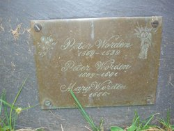 Mary Worden