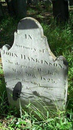 John Hankinson