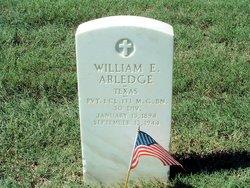 William Ernest Arledge