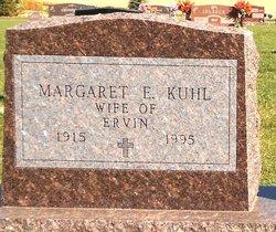 Margaret Elizabeth <I>Brady</I> Kuhl