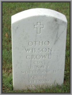 Otho Wilson Crowl