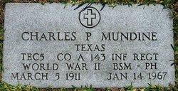 Charles P. Mundine