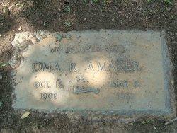 Oma Roseann <I>Hamm</I> Amaker