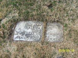 Ralph Alfred Davis
