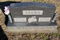Claude Franklin Brown