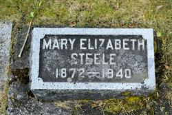 Mary Elizabeth <I>Fallon</I> Steele