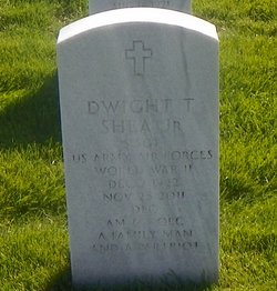SSGT Dwight Thomas Shea, Jr