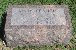 Mary Francis Willey