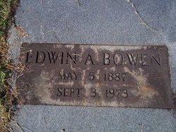 Edwin A Bowen