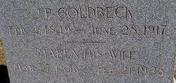 Jens P. Goldbeck