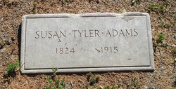 Susan Tyler <I>Andrews</I> Adams