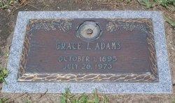Grace T Adams