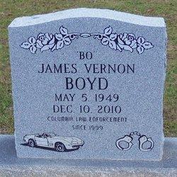 James Vernon Boyd