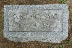 Constant Haas