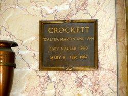 Walter Martin Crockett