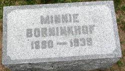 Minnie Borninkhof