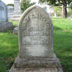 Henry Clay Buckner