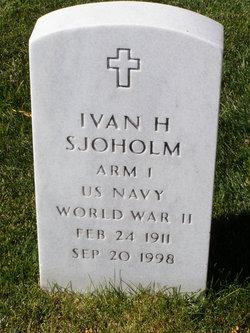 Ivan Harold Sjoholm