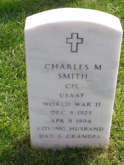 Charles M Smith