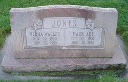 Mark Abraham Jones